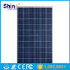High efficiency solar panel 250w poly photovoltaic PV solar module