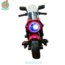 WDHZB128 Hot Sale Battery Operated Kids Motorcycle /Kids Ride on Car Motorbike 6 V Ford Kid Car