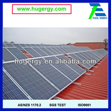 Tile Roof solar mounting kits 20kw
