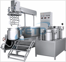 ketchup making machine /equipment used for emulsion /chemical agitator tank