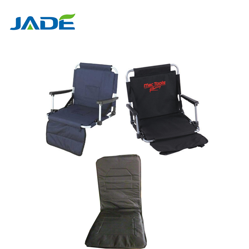 Portable folding stadium chair price outdoor,cheap folding living room furniture floor chair wholesale