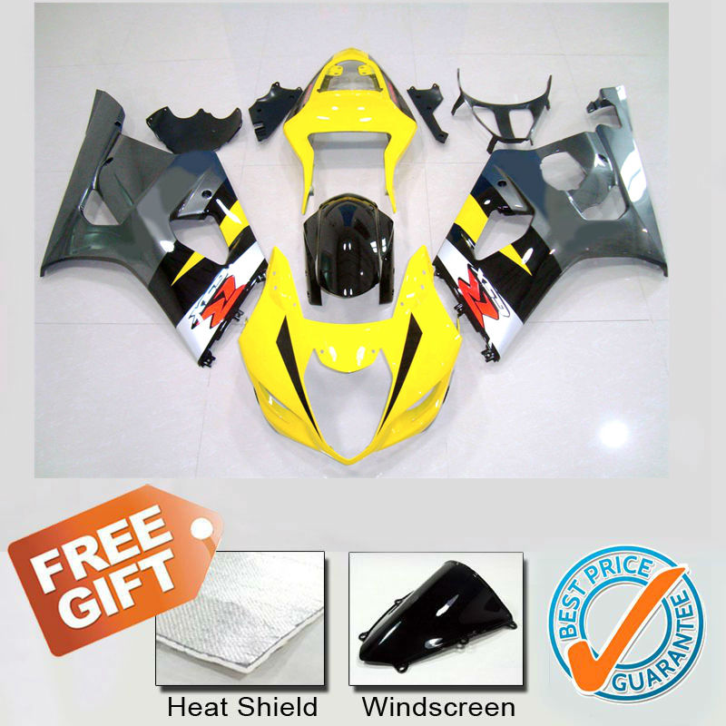 Aftermarket Fairing for GSXR1000 K3 2003 2004 motorcycle parts