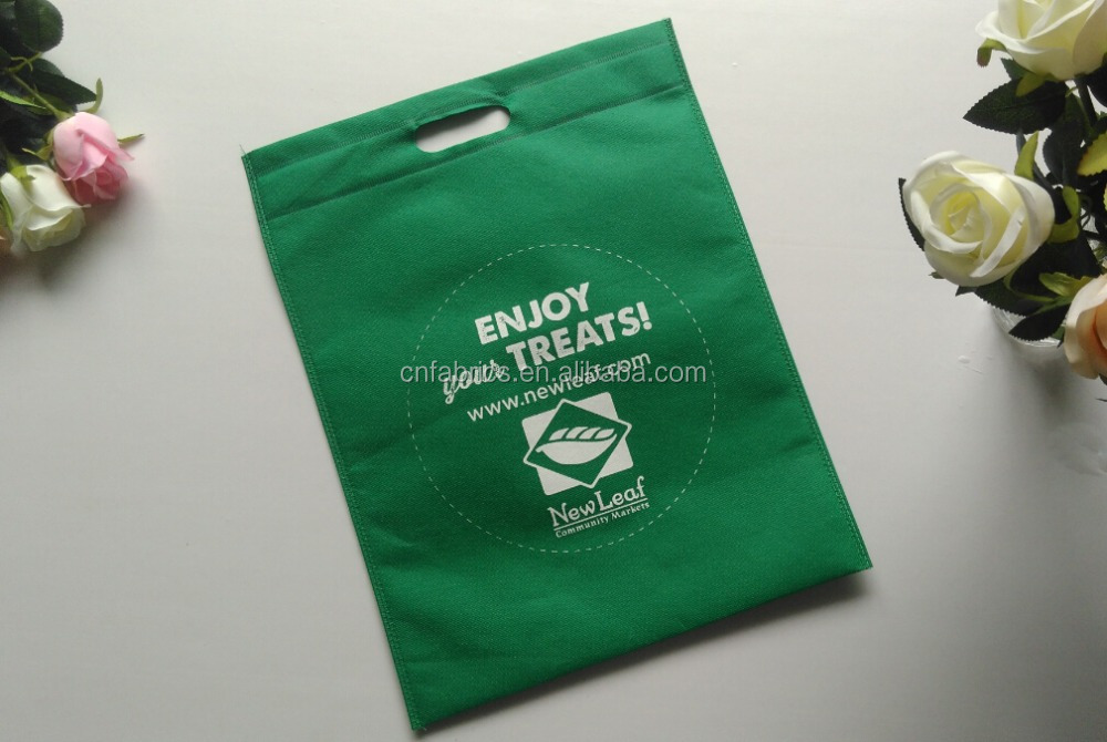 D-Cut Nonwoven Bag