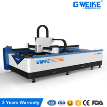 Hot sale 1325L stainless steel smallscale thick metal fiber metal laser cutting machine