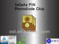 OEIC integrated circuits pin photodiode photodetector