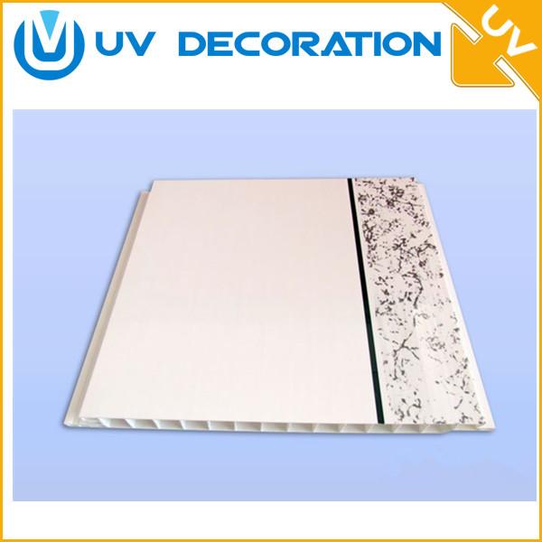 Menor precio m s barato pl stico nuevo material de construcci n de laminas pvc paneles exterior - Material construccion barato ...