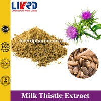 Lose Weight High Quality Nature Milk Thistle Extract Powder