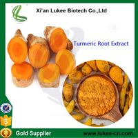 Pure Natural Pigment Herbal Extract Food Grade Curcumin