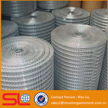 1/4 Inch Galvanized Welded Wire Mesh Roll