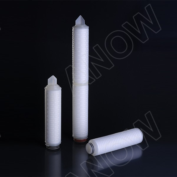 0.05/0.1 micro PTFE membrane filter cartridge for Air filtration