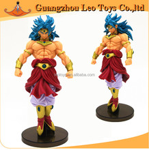 Dragon Ball Z Broly SCulture BIG 7 Craneking Banpresto Figure Colosseum PVC Hot Selling High Quality Anime Action Figures