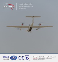 JOUAV engine powered VTOL drone