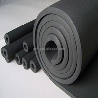extruded rubber foam isolation material