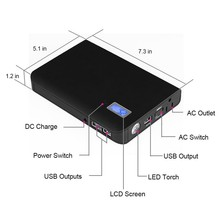 Latest design For Dell Mobile Phone Power Bank Made In Japan For Laptop 24000mAh Charger Power Bank