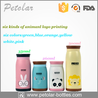 BPA Free New Creative Cute Animal Cartoon Cans High Temperature Water Bottle