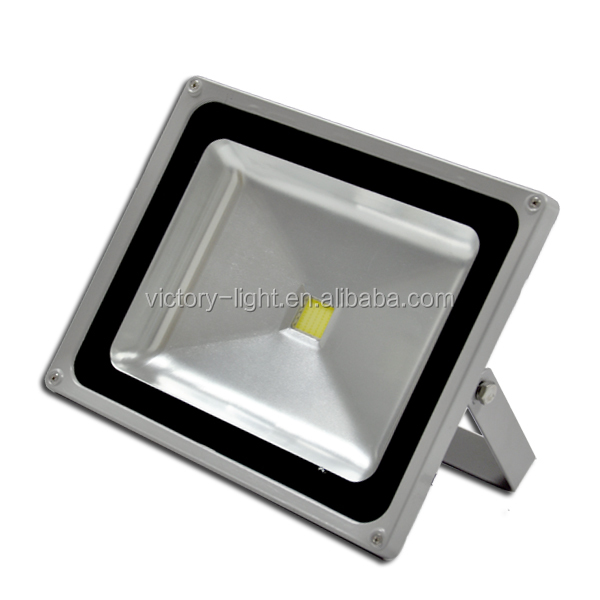 3000k-7500k super bright IP65 COB Bridgelux Chip 50W LED Flood Light
