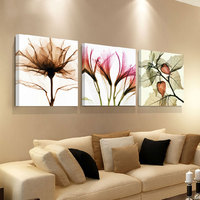Home decor 3d wall hanging handmade aluminum relievo and oil painting background
