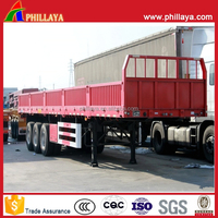 40FT Container Transport Used Bulk Cargo