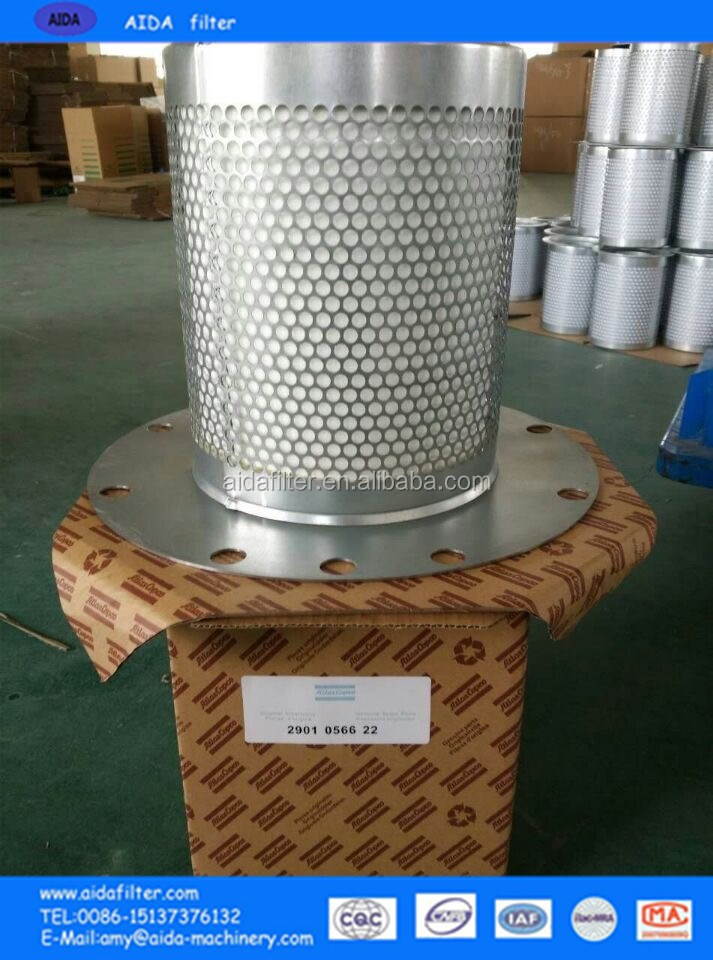 China factory oil filter wholesale Atlas copco 1202539500 oil separator filter