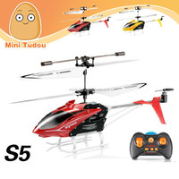 Shantou RC toys 3 CH RC mini Helicopter with Single propeller MTS5