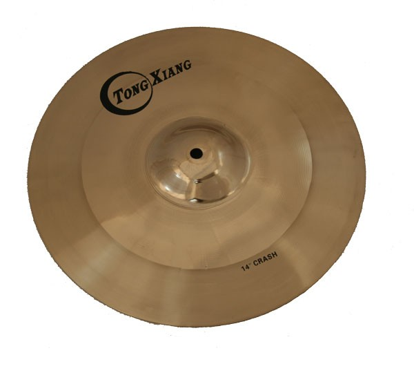 Tongxiang high quality cymbal TY series B20 splash drum cymbal for sale