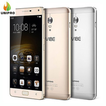 Original Lenovo Vibe P1 c58 2GB RAM 16GB ROM Android 5000MAh MSM8939 Octa Core 13MP Mobile Phone 4G LTE 5.5'' Fingerprint
