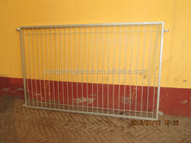 Fully Hot Dipped Galvanized Iron Pool Fence for Dog