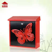 Foshan JHC-2060E animal mailboxes/christmas santa mailbox/ decorative letter boxes