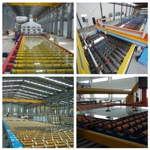 China building glass factory export clear tinted reflective float glass