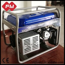 Factory sale CE approval low price soundproof micro 1.5 kva generator