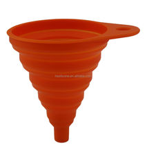 Wonderful Design Silicone Water Bottle Funnel