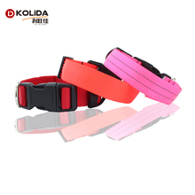 Hot sale luminous cheap dogs led light cat collar