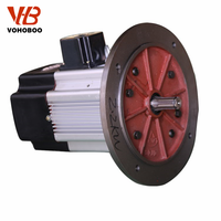 Crane Spare Parts 3 Phase Electric Induction Motor for Bridge Crane