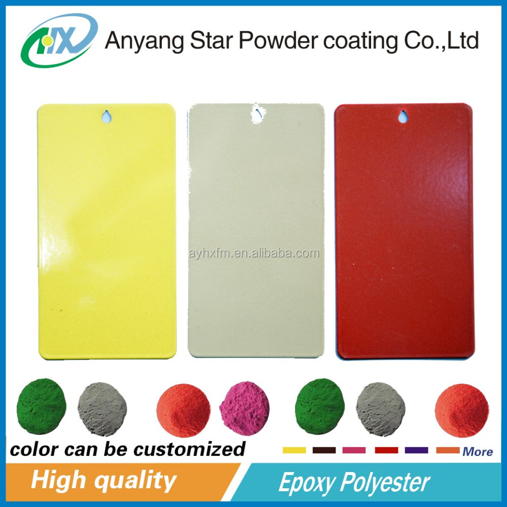 Anyang Star New 3 D technology powder coating manufacturers epoxy powder coating raw materials popowder coating spray gun prices