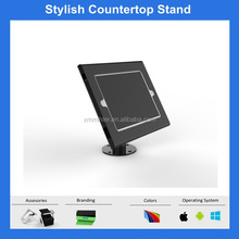 Security Metal Tablet holder Tablet kiosk Pos Tablet Stand for Ipad/Samsung/POS