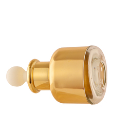 Wholesale Gold Round Aroma Diffuser Essential Oil Bottle