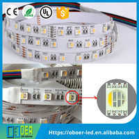High Quality 5mm Double Sided SMD 5050 RGBW Running Led Strip Light
