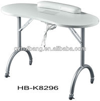 compact nail dryer table for beauty salon HB-K8296