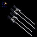 through hole round 5mm 740nm ir infrared led diode light for medical equipment