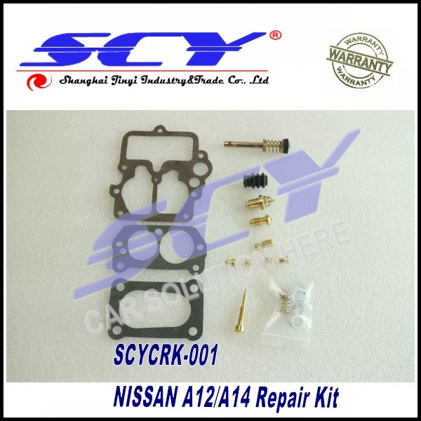 New Carburetor Repair Kits for NISSAN A12/A14 Repair Kit