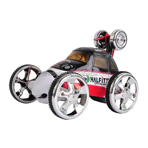 2015 new design children electric toy car for sale! 4ch 360 degree rotation rc small stunt car