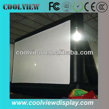 inflatable outdoor advertising screen