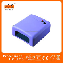 Better Professional Gel 36w UV nail lamp with removable base KT-818