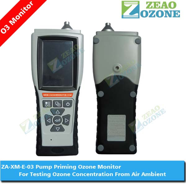 Portable Ozone Meter : Good quality ozone monitor portable gas detector