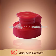 Kinglong Good quality ,Dia 24mm 28mm ,plastic bottle cap seal with Ex-factory price