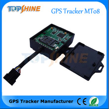 Waterproof Internal Antenna Motion Sensor gps tracker MT08 with mileage statistics funciton for Auto,scooter and motorcycle