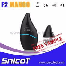 Most Popular Snicot Bionic Design Meth Vaporizer Pipe Manufacturer