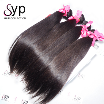 Cheap Malaysian Afro Straight Weave Hair Bundles Extensions Online Shop