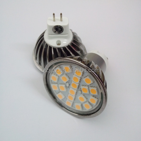 Gu10/Mr16 4W 50mm LED bulb