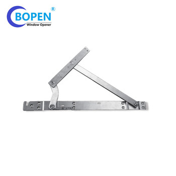 "ZTWB30-16""R High Quality Friction Stay Aluminum Stainless steel casement window arm hinge"